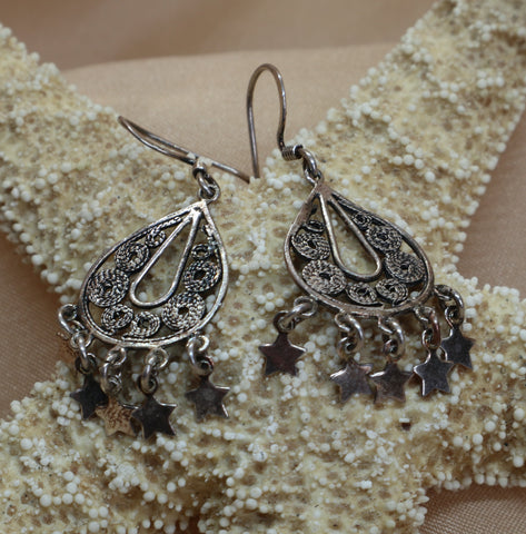 Gypsy Dangle Earrings