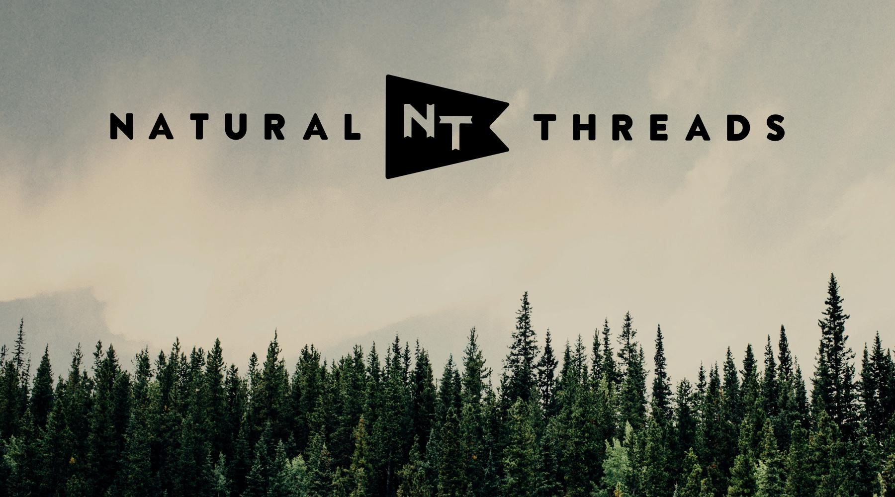 Natural Threads | Wave Your Flag