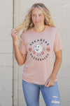 Baum Bombs T-Shirt Soft Peach