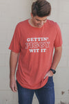 Gettin' Piggy Wit It T-Shirt