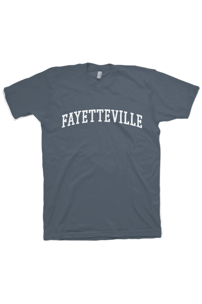 Distressed Hometown T-Shirt