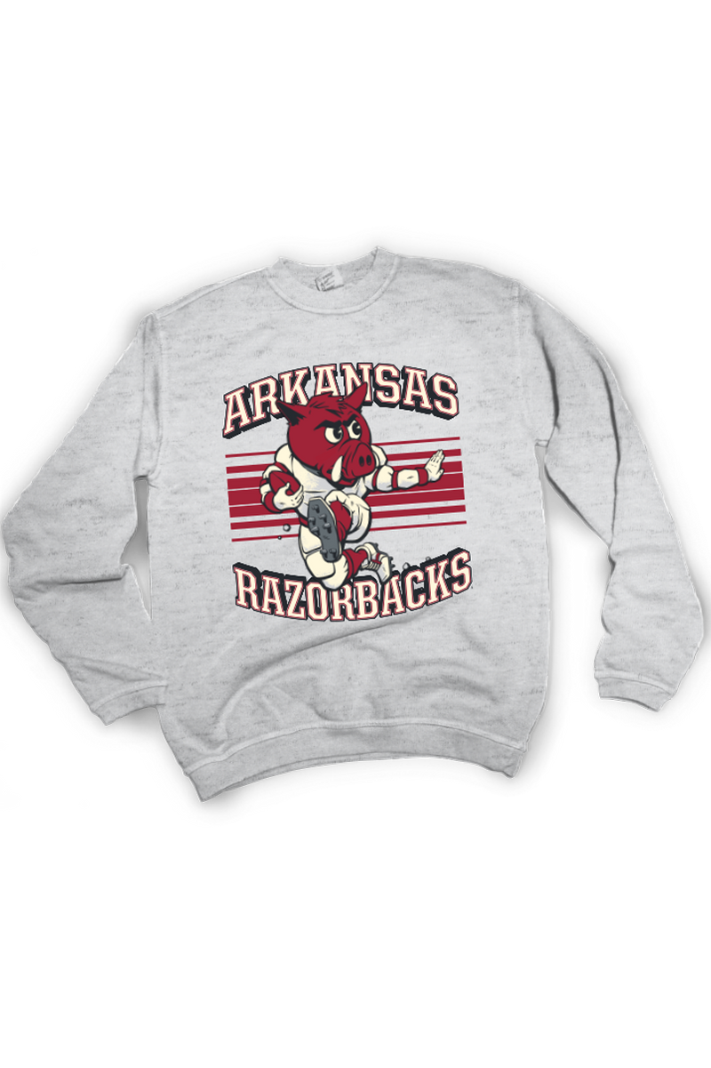 The Heisman Sweatshirt - (Grey Outline)