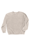 Arkansas Tonal Corded Sweatshirt Natural