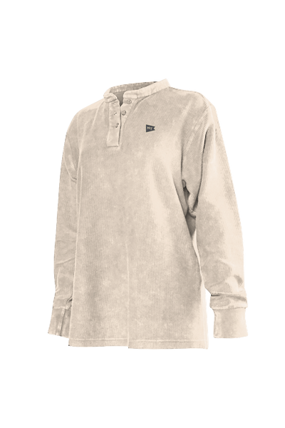 Natural Threads Henley Natural