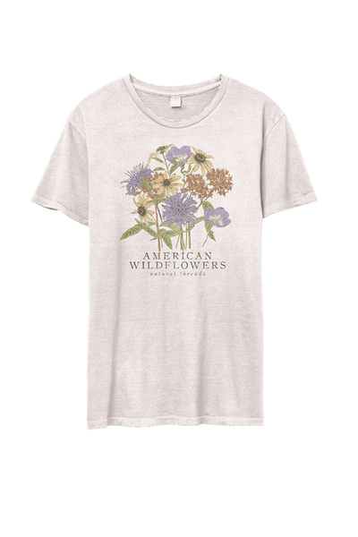 American Wildflowers T-Shirt