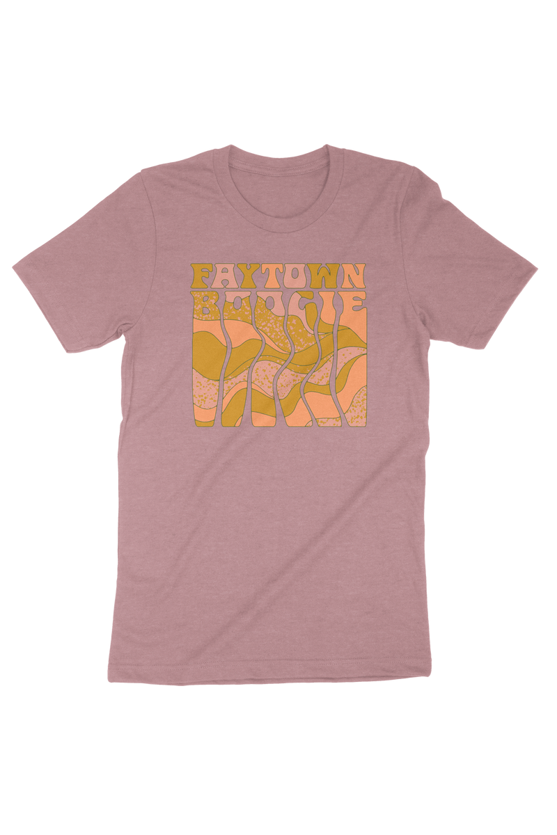 Let's Boogie T-Shirt Orchid