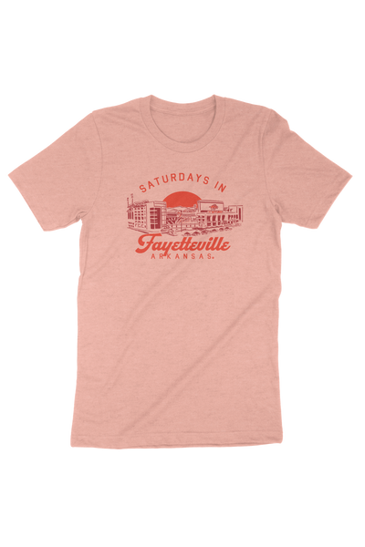 Saturdays in Fayetteville T-Shirt