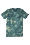 The Magical Ozarks Tie-Dye T-Shirt Green