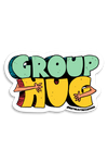 Group Hug Sticker