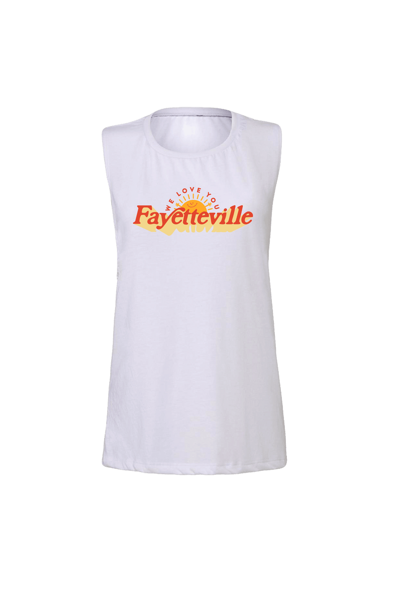We Love You Fayetteville Tank