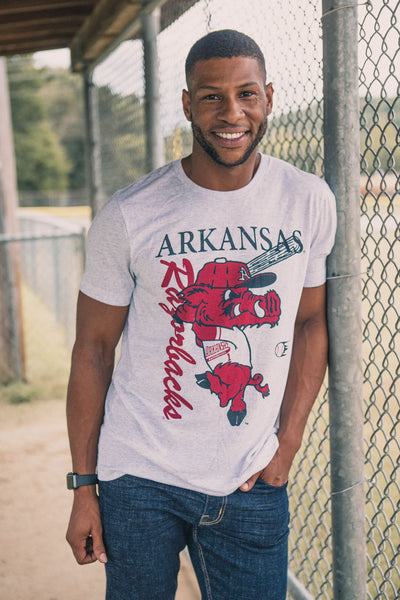 Razorback At Bat T-Shirt