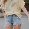 Summer Ready T-Shirt Yellow