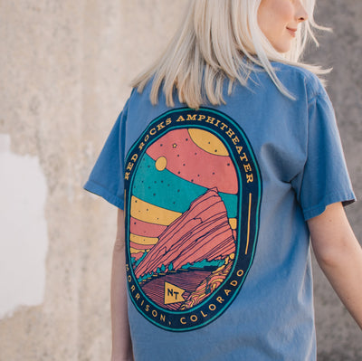 Red Rock Amphitheater T-Shirt