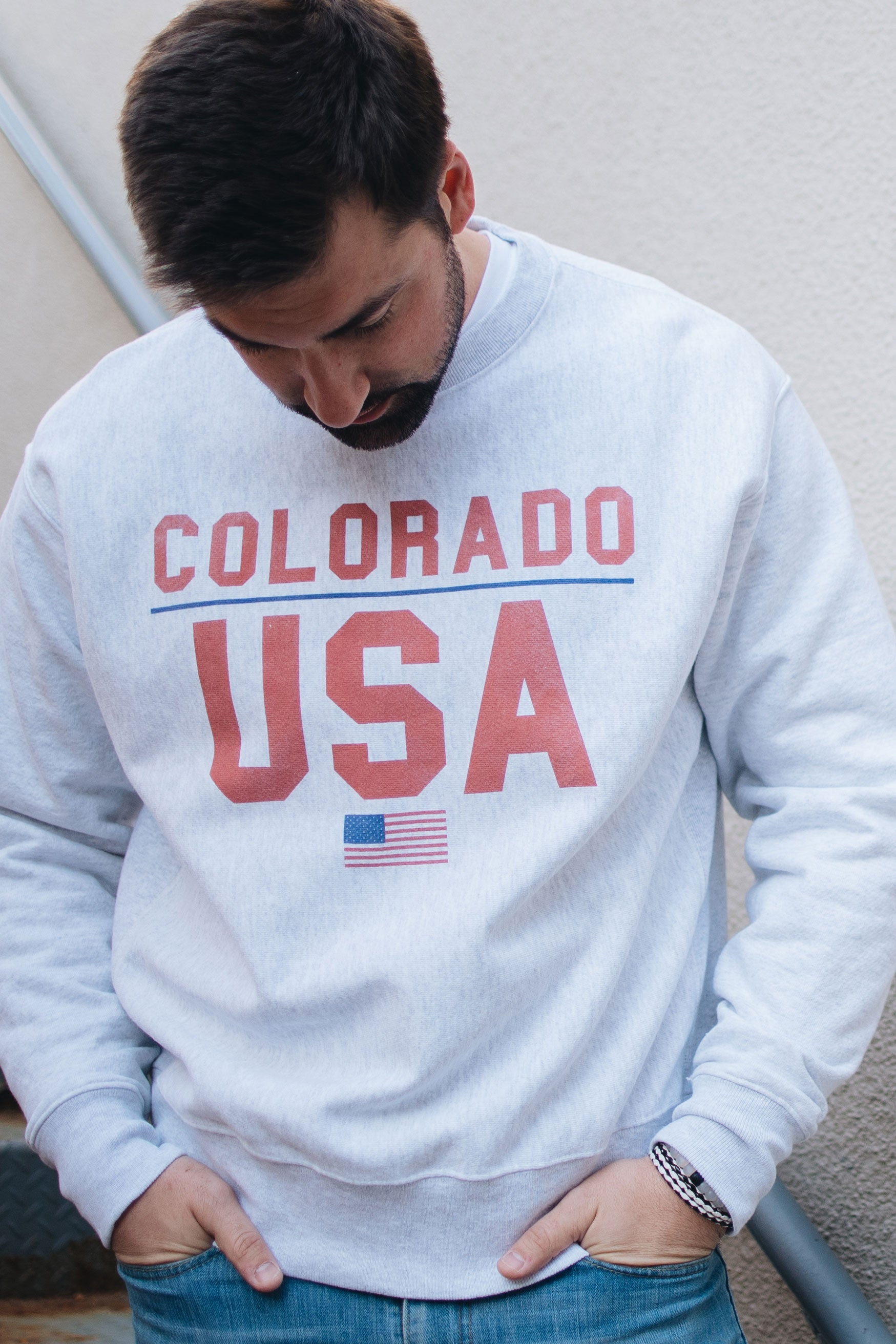 Colorado USA Sweatshirt