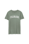 Distressed Colorado T-Shirt
