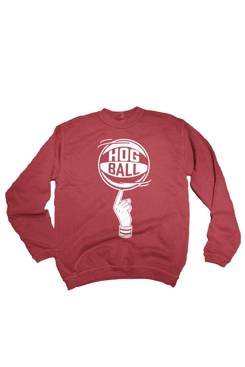 Hogball Sweatshirt Red