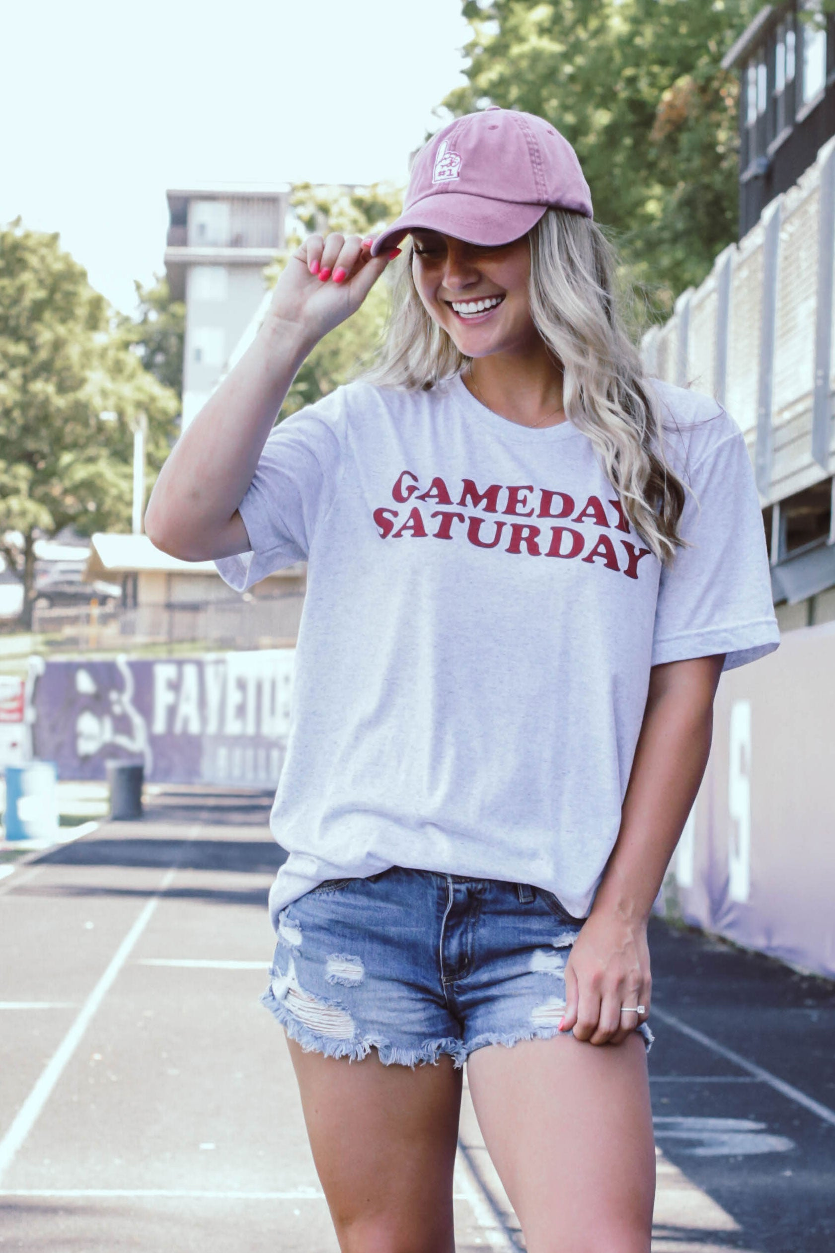 Gameday Saturday T-Shirt