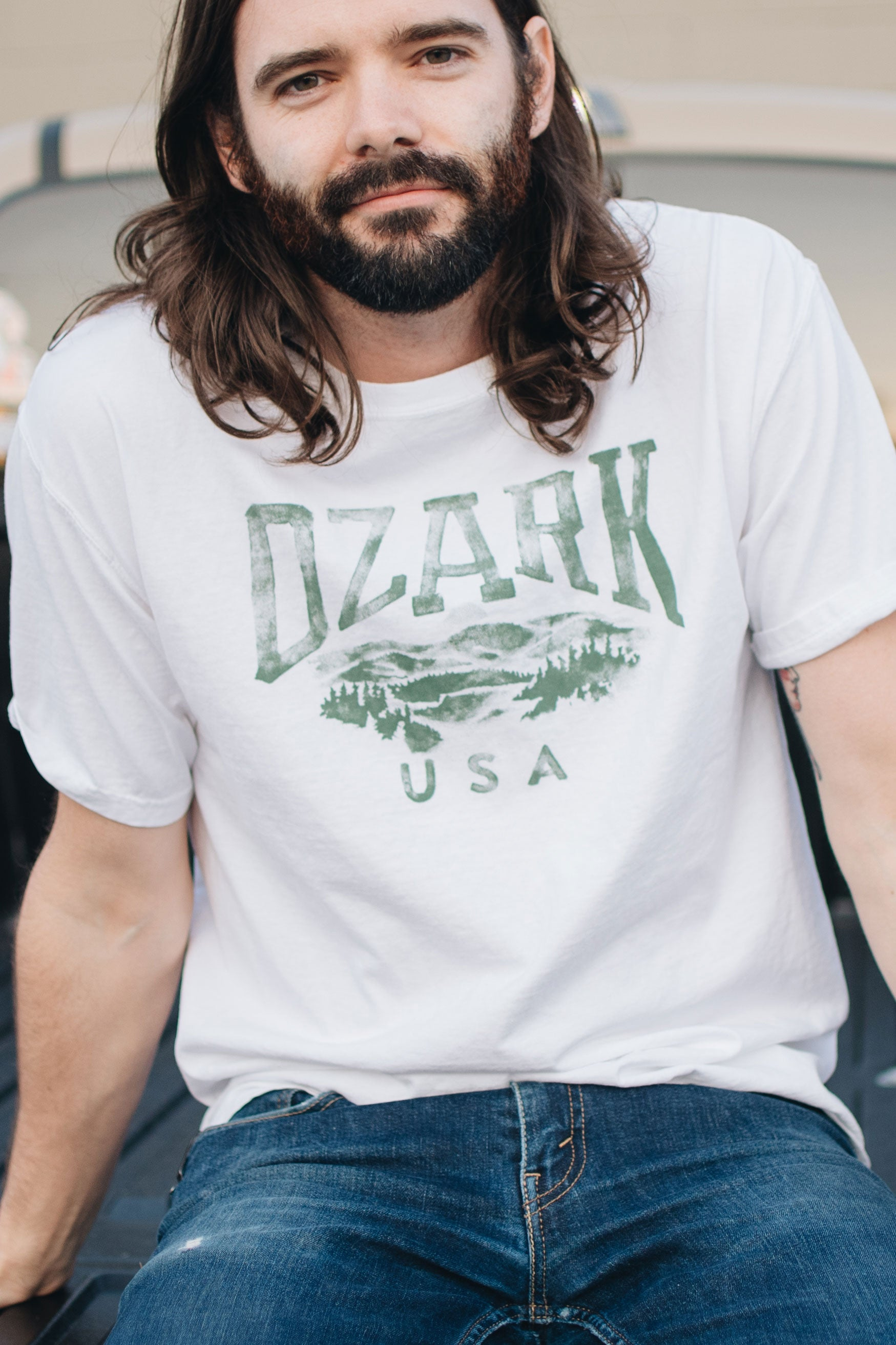 Ozark Mountain T-Shirt