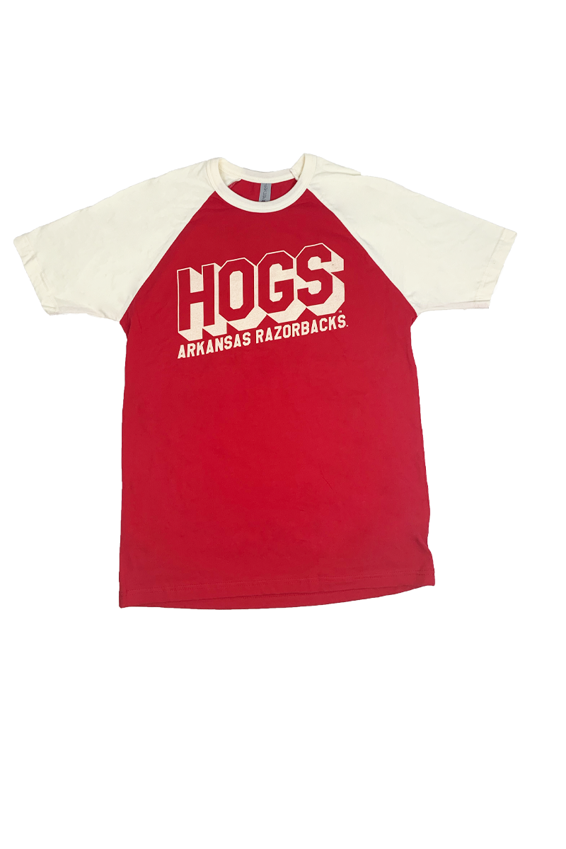 Hogs Raglan T-Shirt