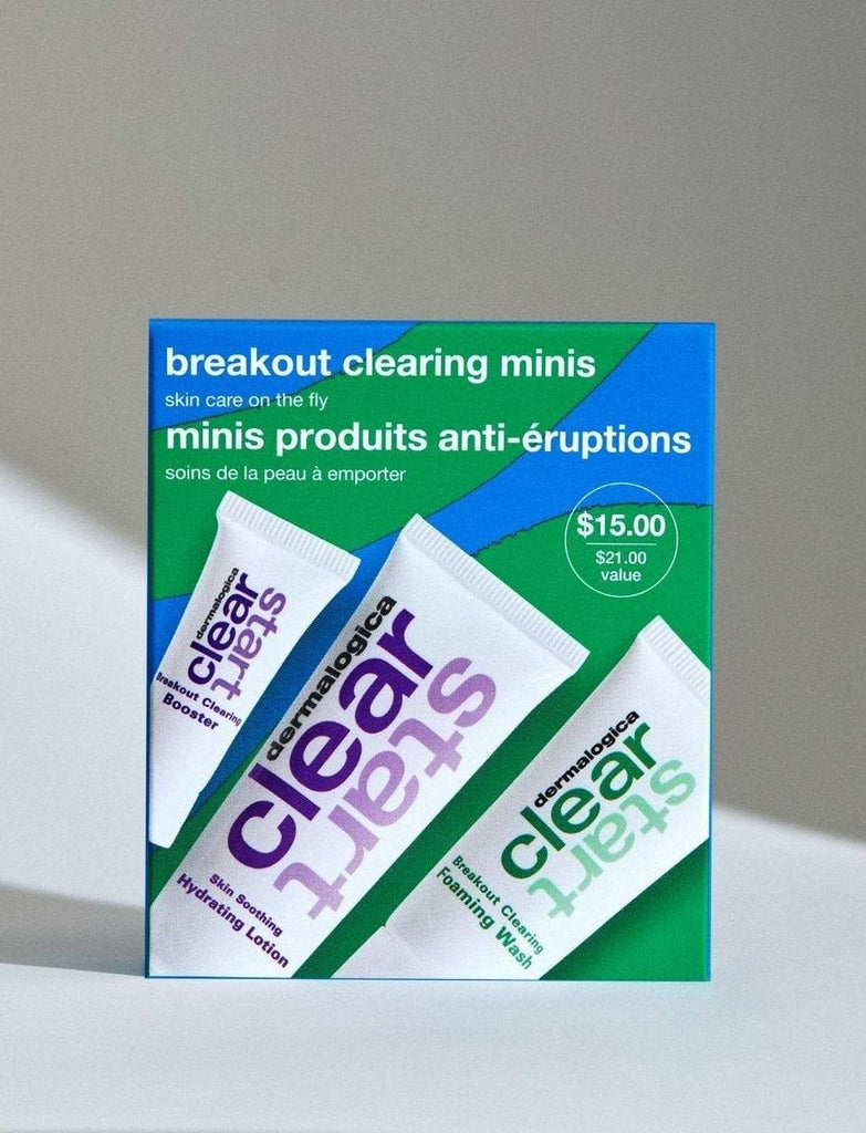 Clear Start Skincare Breakout Clearing Minis Breakout Clearing Minis | Clear Start by Dermalogica