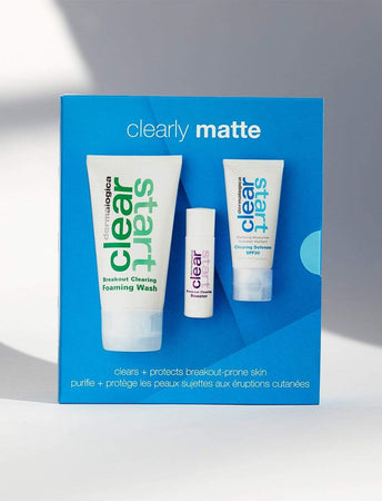 Clear Start Skincare Clearly Matte Skin Kit Clearly Matte Kit | Clear Start by Dermalogica