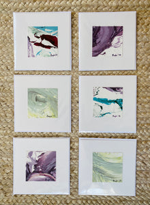 Pack of 6 Coastal Mix