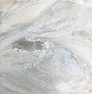 "Washed Sand No.2   30""x 30"""