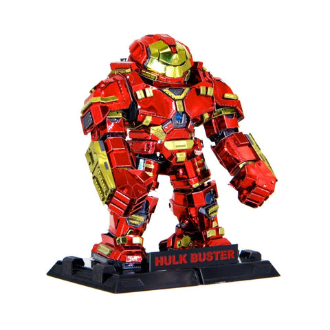 Puzzle 3D Marvel Iron Man Hulk Buster