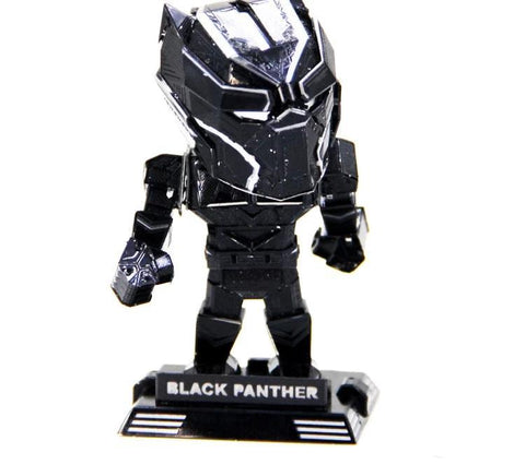 Puzzle 3D Marvel Black Panter