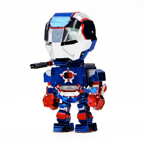 Puzzle 3D Marvel Iron Man Patriot