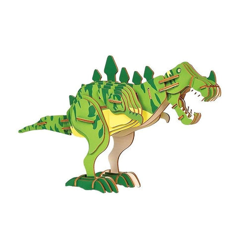 Puzzle 3D Dinosaure Tyrannosaure