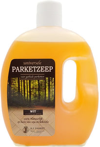 BJ parketzeep wit 2 liter
