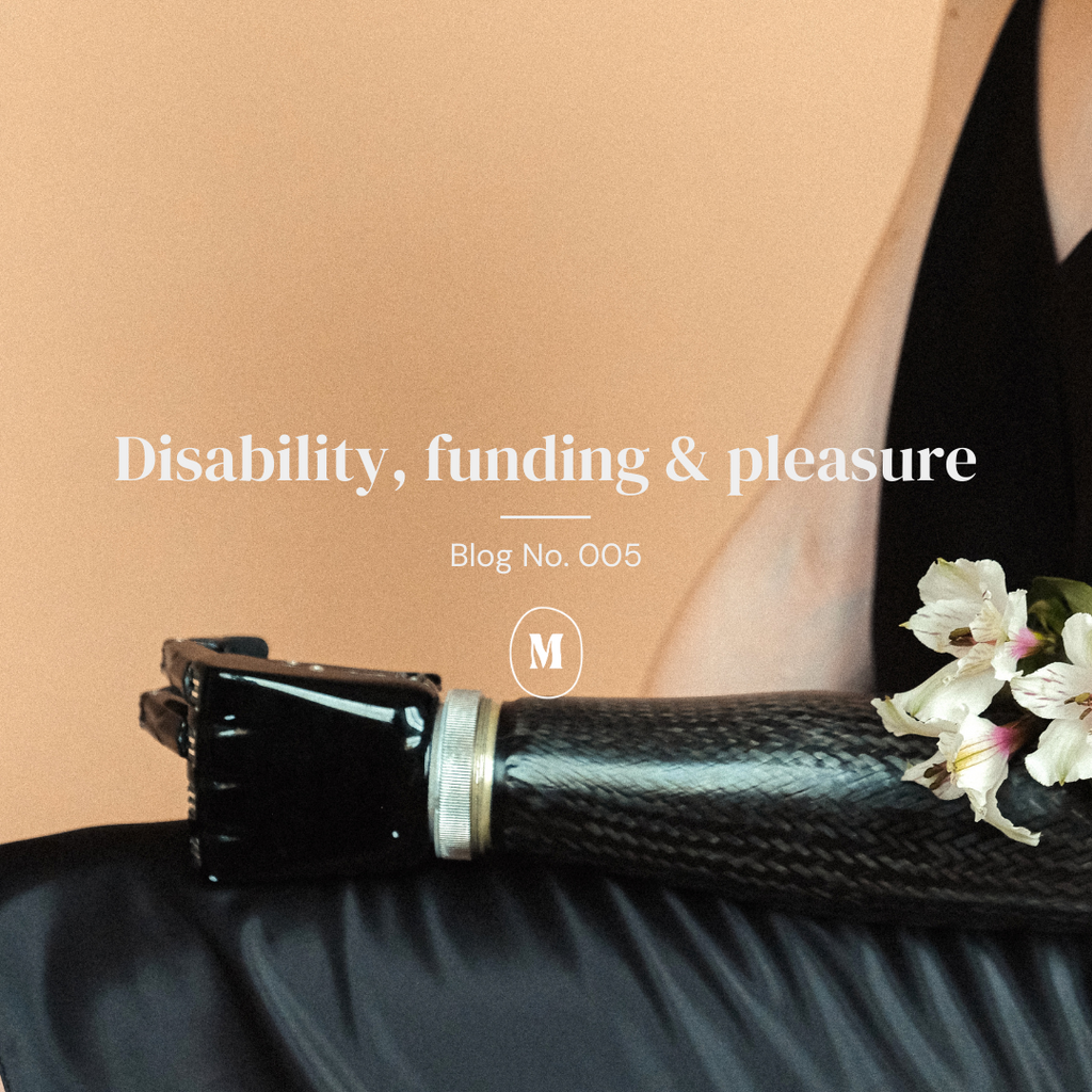 Disability, funding & pleasure
