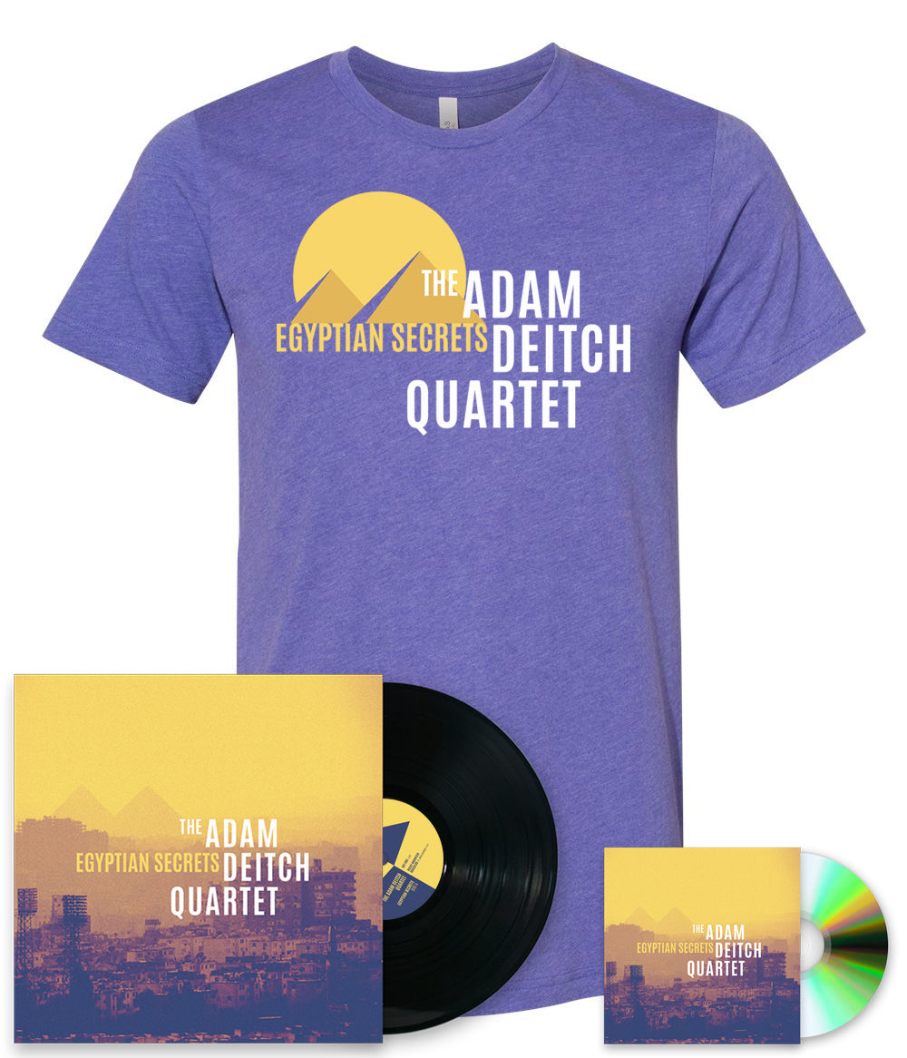 The Adam Deitch Quartet Bundle #1