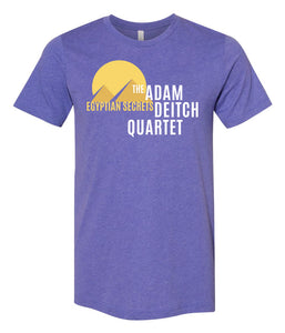 Adam Deitch Egyptian Secrets Shirt (Purple)
