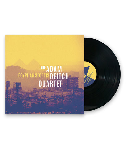 The Adam Deitch Quartet - Egyptian Secrets Vinyl