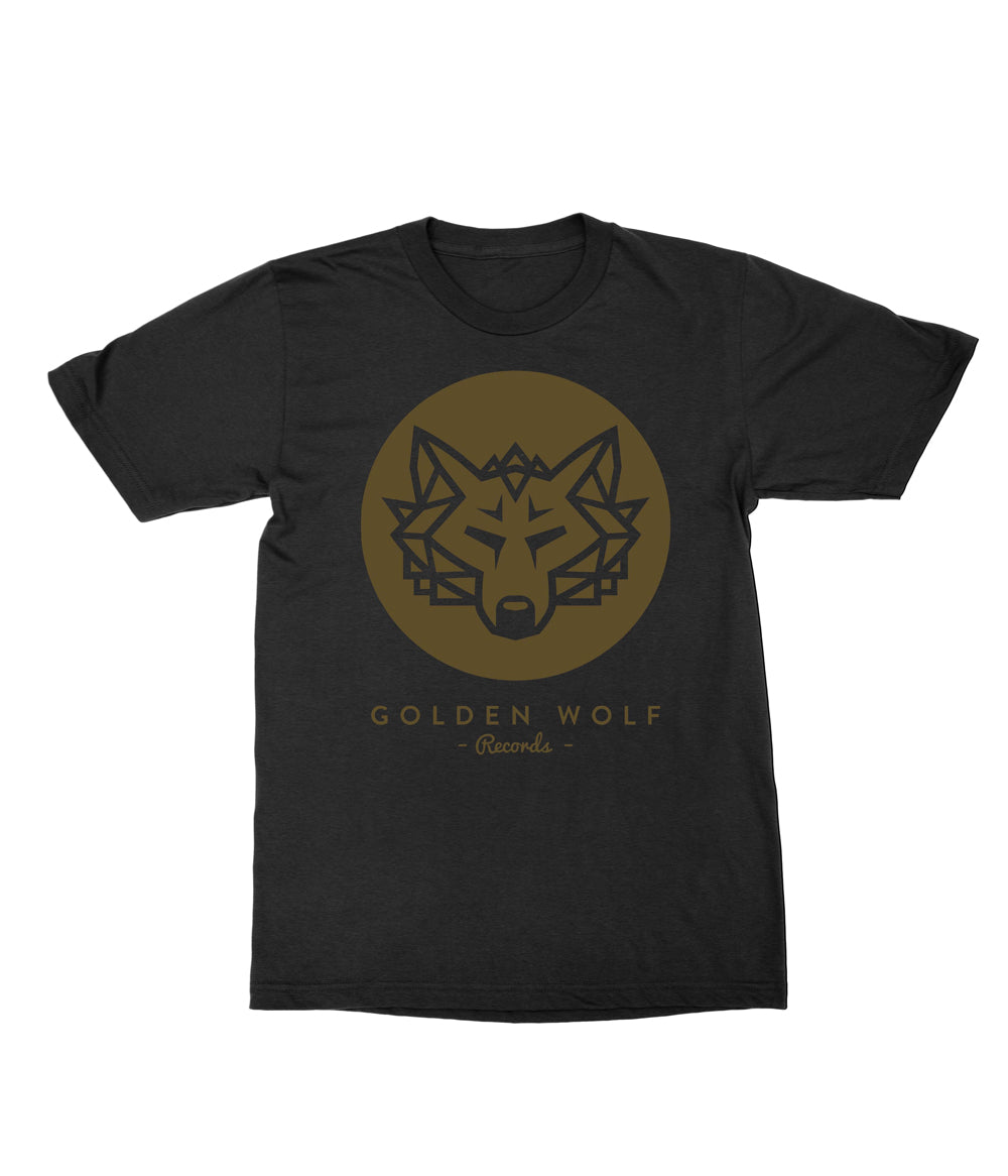 Adam Deitch Golden Wolf Records Shirt