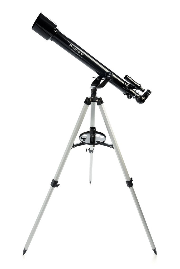 Celestron PowerSeeker 60AZ Refractor Telescope - the-scopes