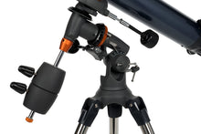 Load image into Gallery viewer, Celestron AstroMaster 90EQ Refractor Telescope - the-scopes