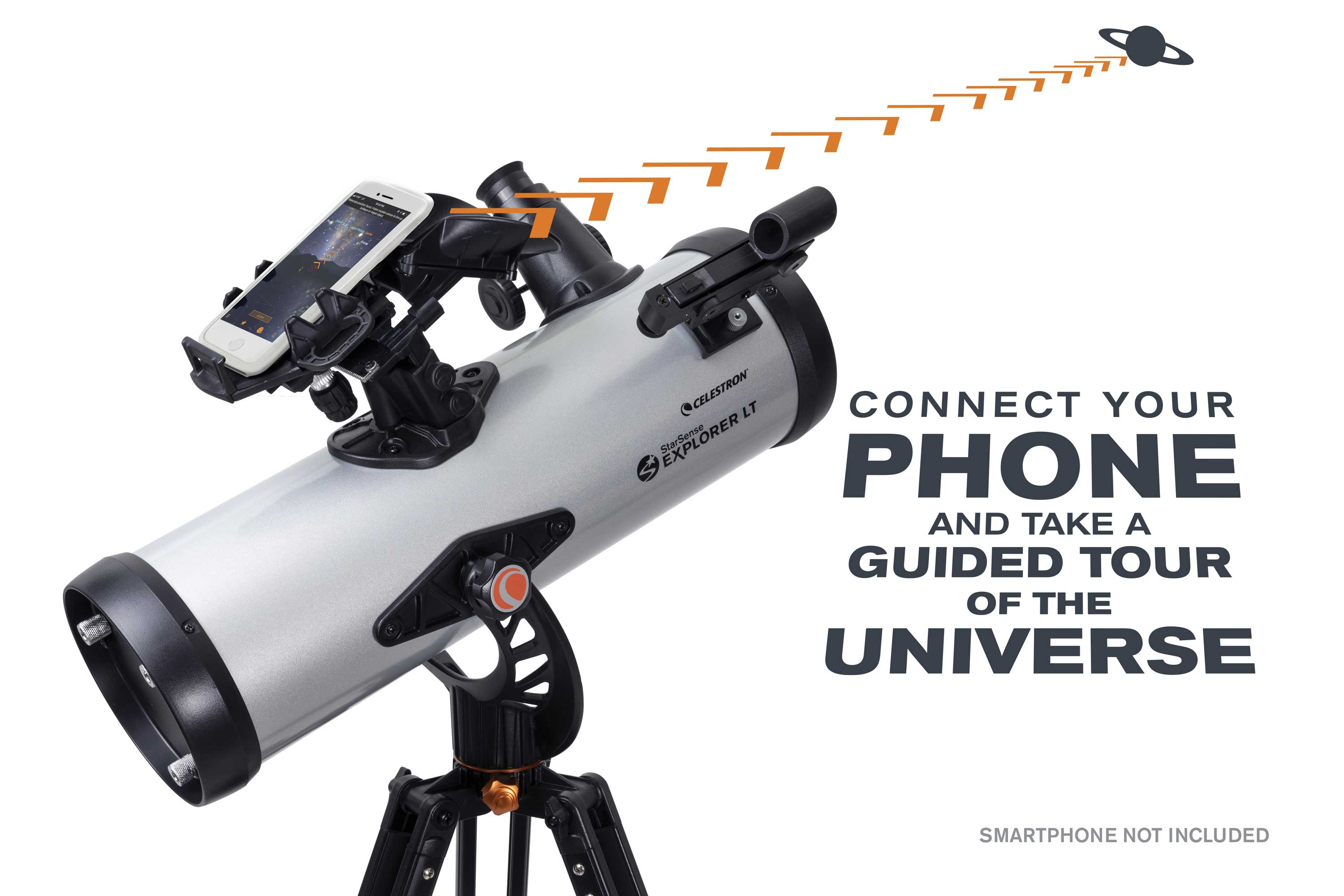 Celestron StarSense Explorer LT 114AZ Telescope - the-scopes