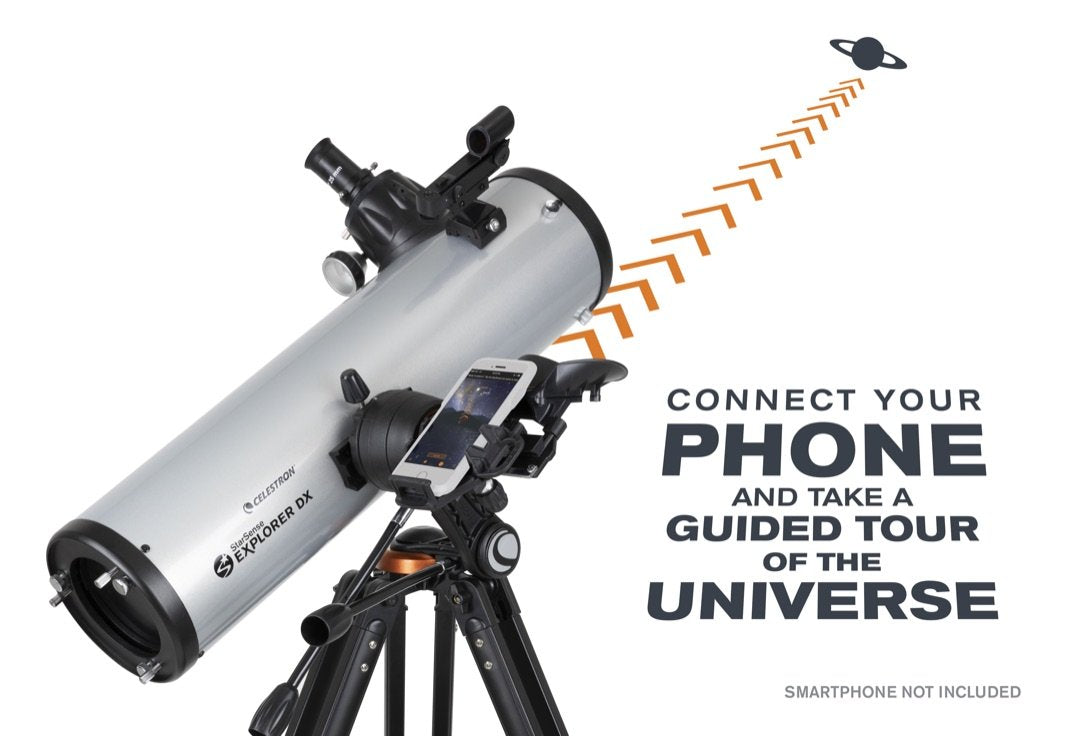 Celestron StarSense Explorer DX 130AZ Telescope - the-scopes