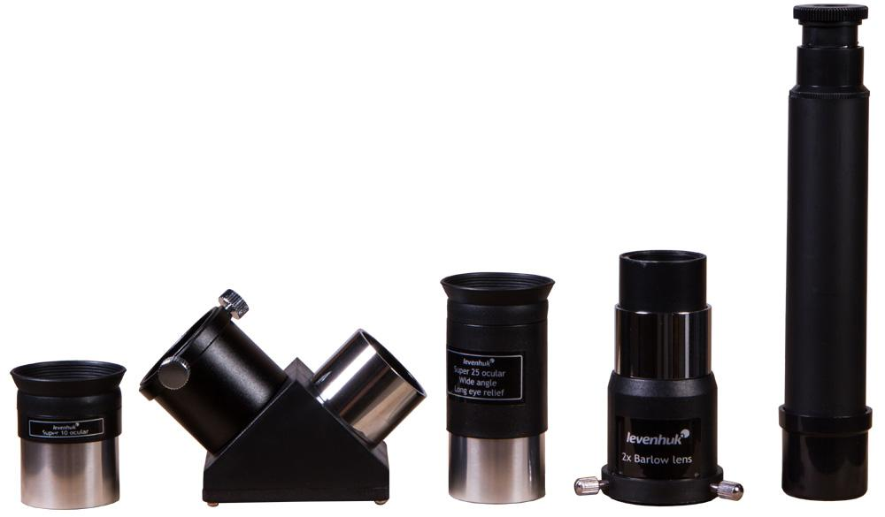 Levenhuk Skyline 70x700 AZ Telescope - the-scopes