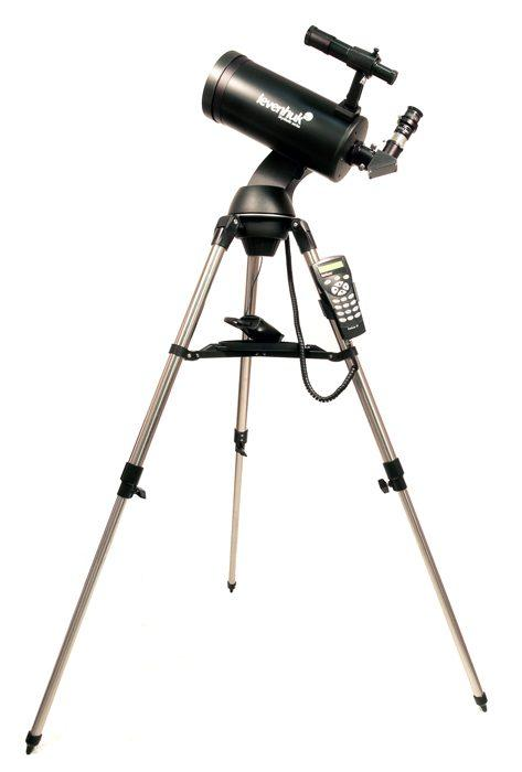 Levenhuk SkyMatic 127 GT MAK Telescope - the-scopes