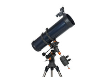 Load image into Gallery viewer, Celestron AstroMaster 130EQ Newtonian Telescope - the-scopes