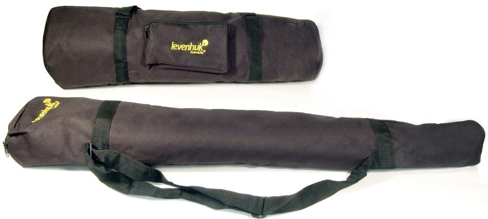 Levenhuk Zongo 40 Telescope Case; Large, Black - the-scopes