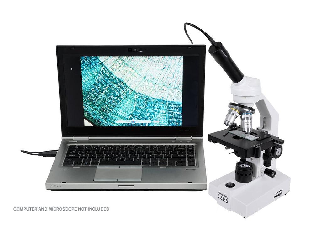 CELESTRON DIGITAL MICROSCOPE IMAGER 2MP - the-scopes