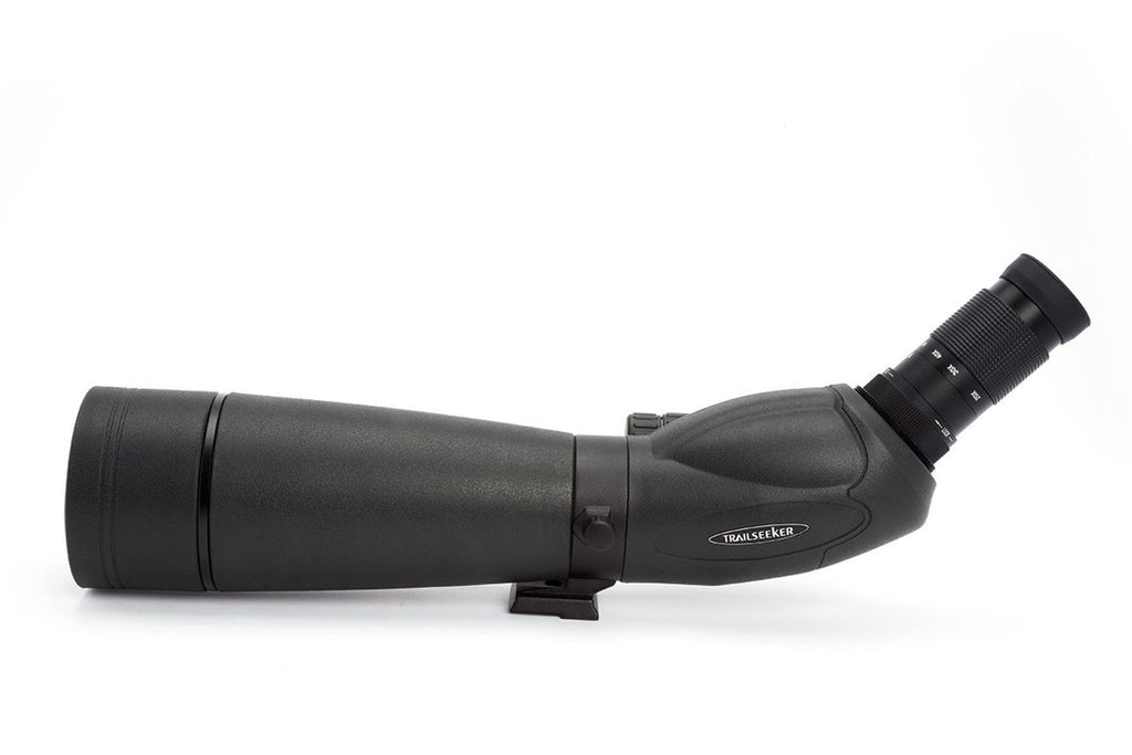 Trailseeker 80-40 Degree Spotting Scope - the-scopes