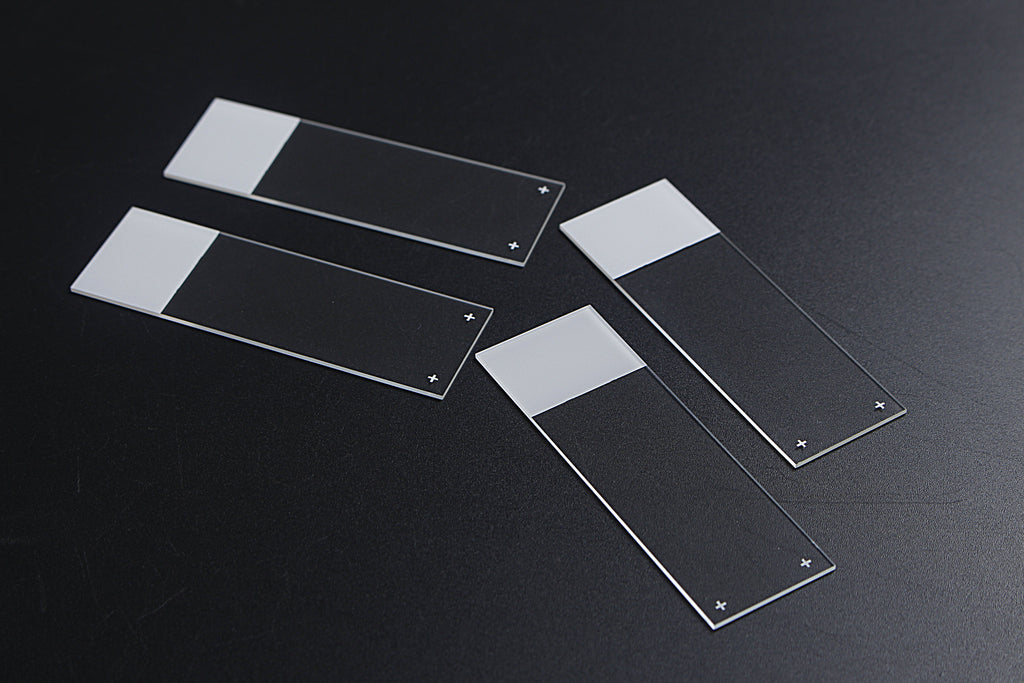 Microscope Slides: Super Grade Positive Charged Adhesion - the-scopes