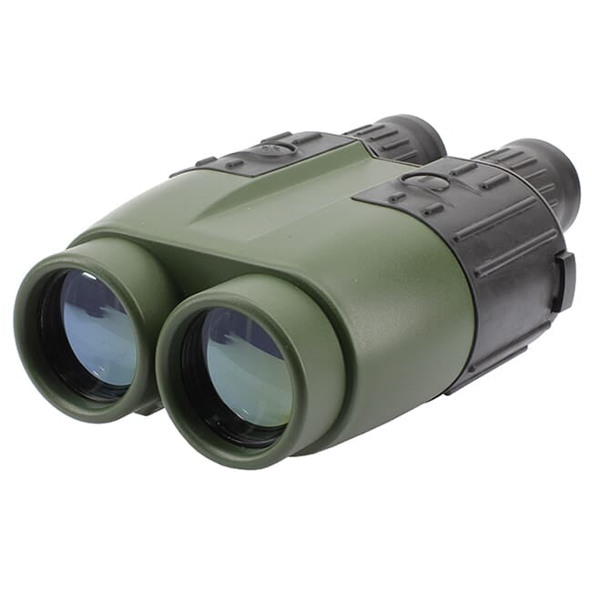 Newcon LRB6000CI 7x50 LRF Binocular - the-scopes