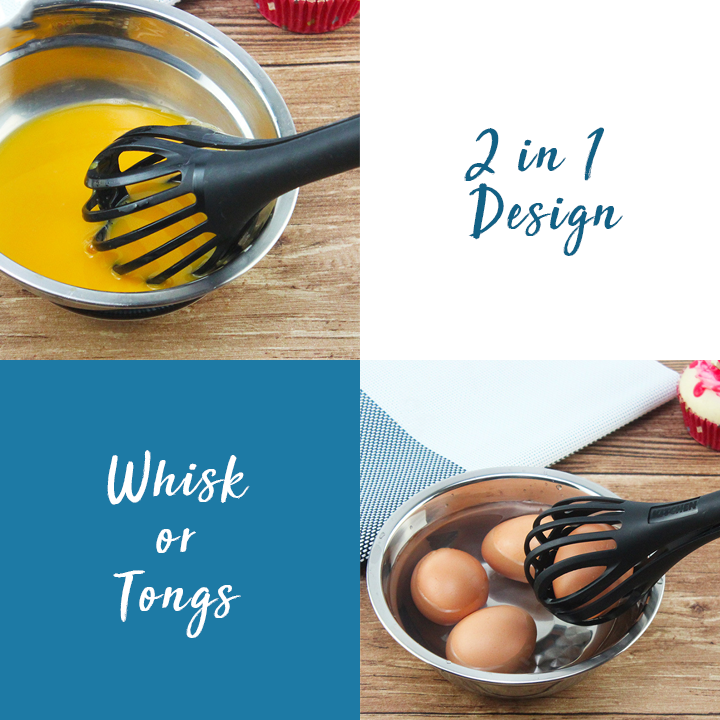 Buy One Get One Free - KitchVille™ Multifunction Egg Whisk